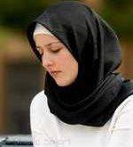 حجاب زن