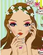 آرایش دختران