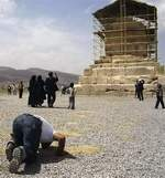هدف از مبالغه در معرفی ایران باستان
