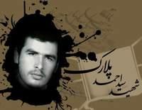 مشاهداتم بر مزار شهید پلارک / همیشه سنگ قبر این شهید خیس یا نمناک است!