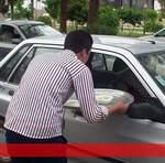 نقد فرهنگ ایرانی: راه بندان / شربت دادن در خیابان اگر سبب راه بندان و مزاحمت برای مردم شود حرام است