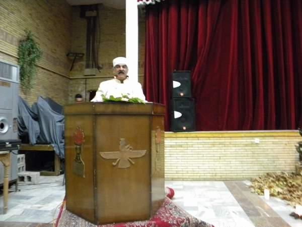 موبد مهران غیبی