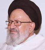 آیت الله سید علی غیوری