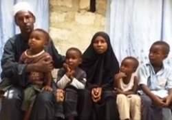 کاش این خانواده نیز به مناسبت 22 بهمن به ایران دعوت می شدند + فیلم