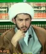 شیخ ابله حسن اللهیاری در عین توهین به بزرگ ترین رهبران شیعه، با داعش آشنایی ندارد تا در موردش سخن بگوید! + فیلم