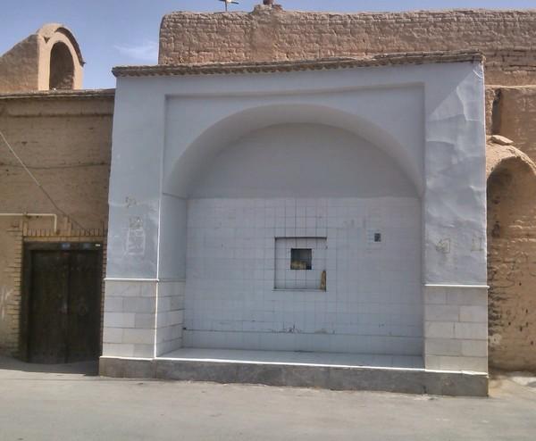 زیارتگاه مریم آباد یزد