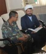 تشرف یک سرباز وظیفهی زرتشتی به اسلام