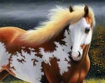 نمونه ای از ظلم به حیوانات در ایران باستان / خفه کردن اسب پس از مرگ صاحبش